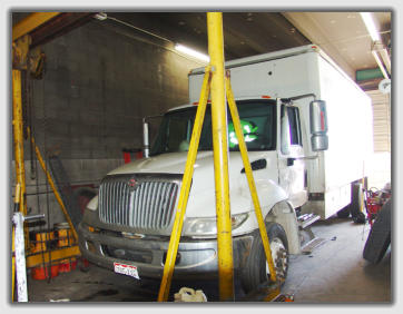 Auto-Truck Services Inc Colorado large shop with space for large trucks and motor homes
